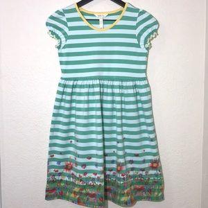 Matilda Jane Short Floral Sleeve Dress
